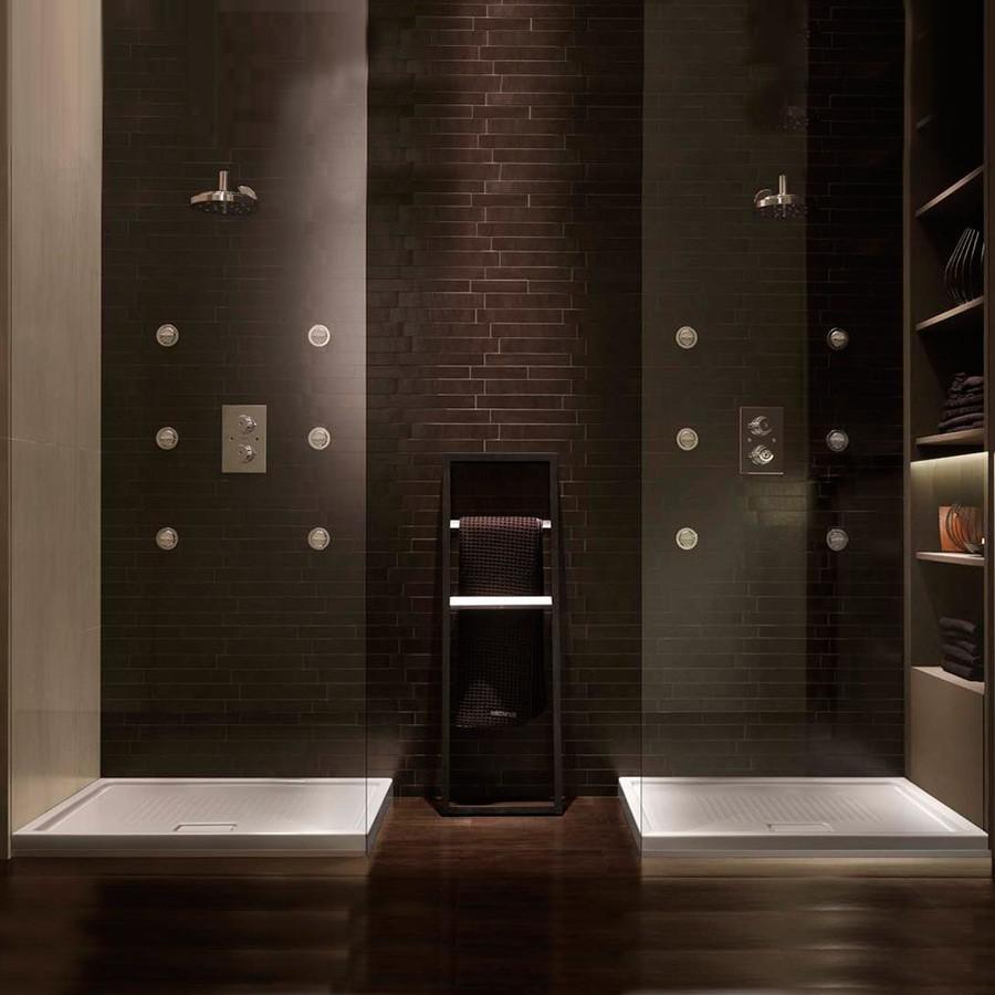 lif 80x80 cm dusjkar kun 6 cm h y made in italy. Black Bedroom Furniture Sets. Home Design Ideas