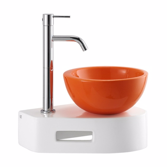 Servant Compact H med smart hvit konsoll | Design4home
