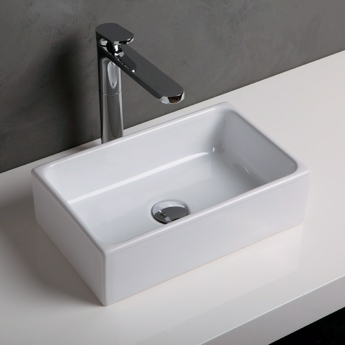 Servant Geo II for benkeplate i porselen | Design4home